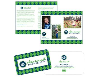 Bi-fold Brochure + Business Card