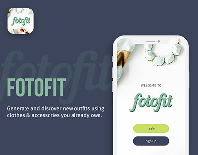 Fotofit - A Personal Stylist App