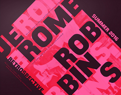 Jerome Robbins Retrospective