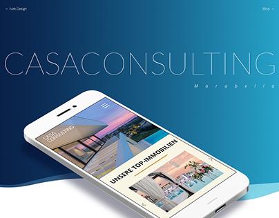 Website/Responsive Casa Consulting