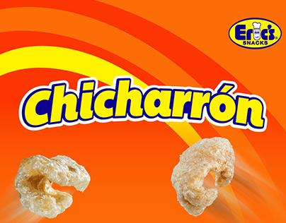 Eric's Chicharrón Packaging & New Brand