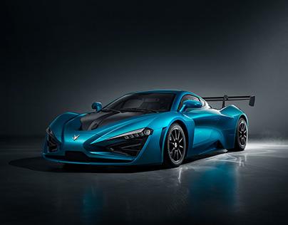 Arcfox GT - Race Edition