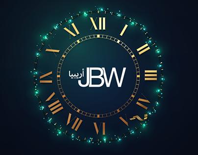 JBW Arabia- Diamond Watches