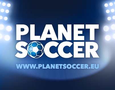 PlanetSoccer // brand identity