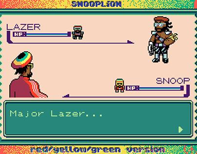 Snoop Lion - Get Away