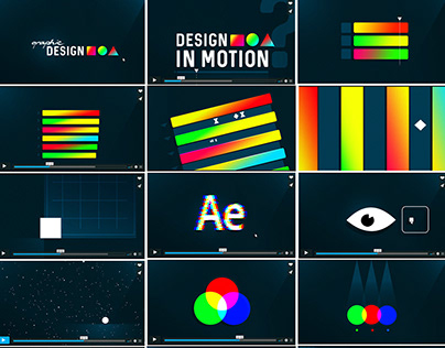 YES. MOTION DESIGN (incl. Making-of)