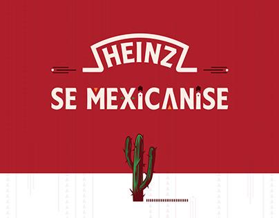 HEINZ Les Chillis Ketchups - Com. Visuelle