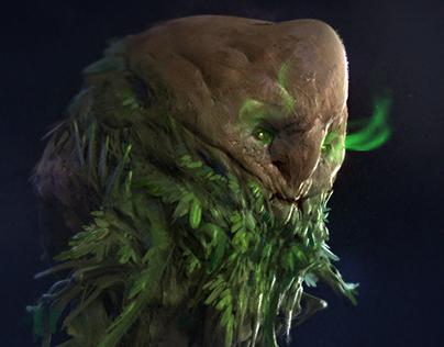 Quick Alien Concept