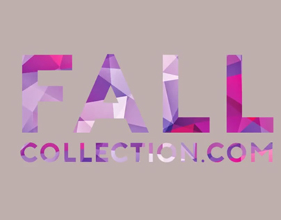 Fall Collection Sting Concept