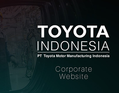 Toyota Motor Manufacturing Indonesia Website