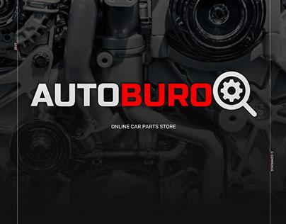AUTOBURO online car parts store / Ecommerce