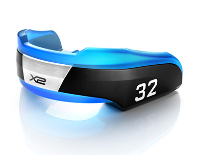 X2Impact Instrumented Mouthguard