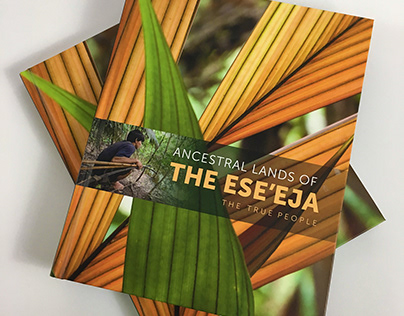 Ancestral Lands of the Ese'Eja Book