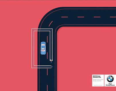 ESCAPES | BMW Driving Assistant Plus.