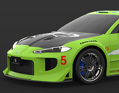 2020 Mitsubishi Eclipse Fast and Furious Edition