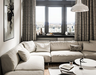 """Student apartment"". Location: Germany, Düsseldorf"
