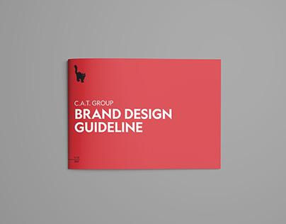 CAT Group brand design guideline