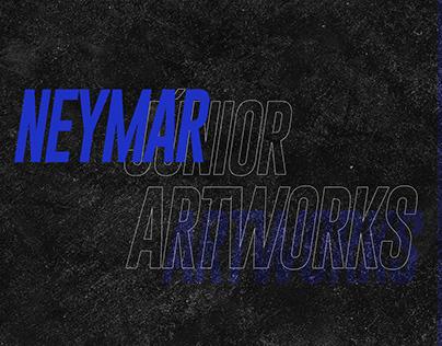 SOCIAL MEDIA - NEYMAR ARTWORKS