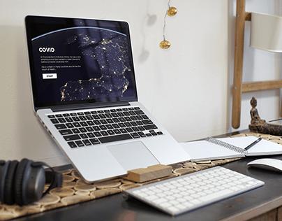 Interactive Project: Covid Around the World