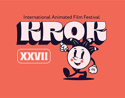 KROK Animated film festival Identity
