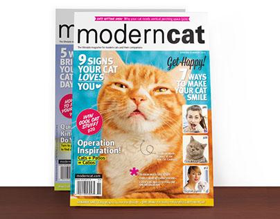 Modern Cat Magazine—Spring/Summer 2015