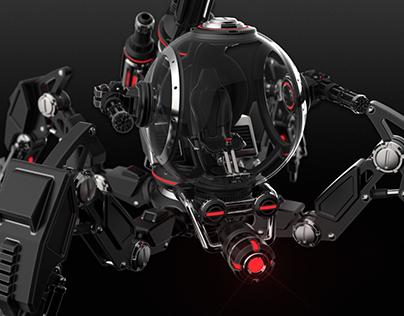 MDMZ-01 Black Widow & White Widow