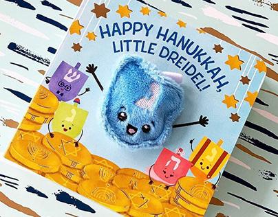Happy Hanukkah, Little Dreidel!