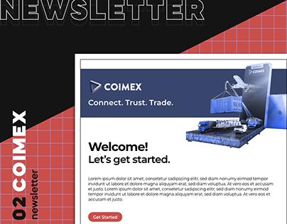 Marketing Newsletter Design