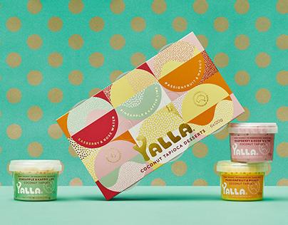 Yalla Desserts