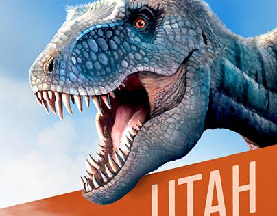 Natural History Museum of Utah: Dinosaur Advertising