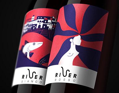 River Labels