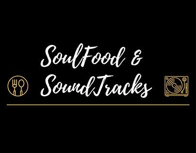 SoulFood & SoundTracks Logo Refresh and Website