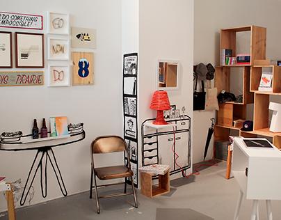 Chicago Design Museum Store