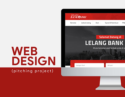 Pitching Project | Web Design