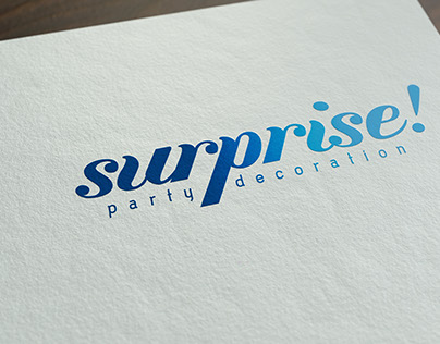 Surprise! Branding