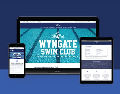 Wyngate Swim Club Website