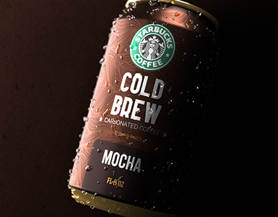Cold Brew - carbonated Coffee - Starbucks
