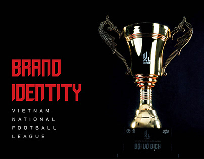 V.LEAGUE 1 - Brand Identity (Capstone project)