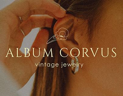 Album Corvus ❘ Vintage jewelry ❘ Винтажные украшения