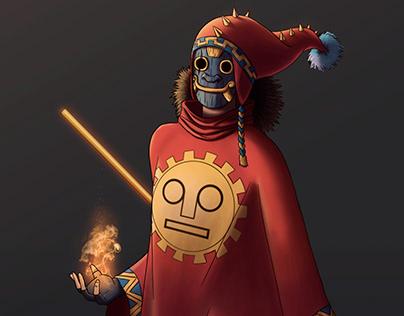 Own Character - Shaman