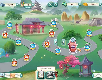Disney Interactive / Kitchen Scramble - Bgs - Japanese