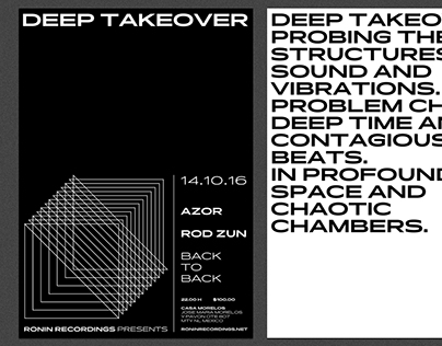 DEEP TAKEOVER