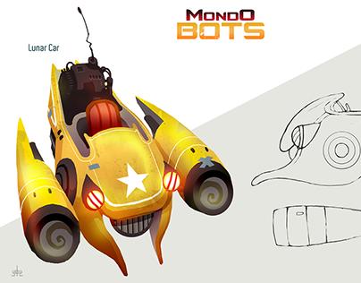 MondoBots Concept Art