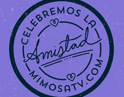Amor & Amistad/ MimosaTV - web series