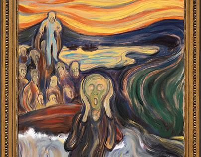 The 5th Scream #MunchContest