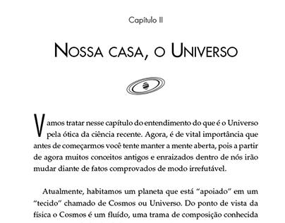 Projeto gráfico/Diagramação - Nós e o Universo