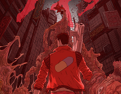 Akira (alternative movie poster)