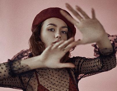 Evon Magazine by Ania Kosik