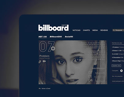 Billboard Arg - Web