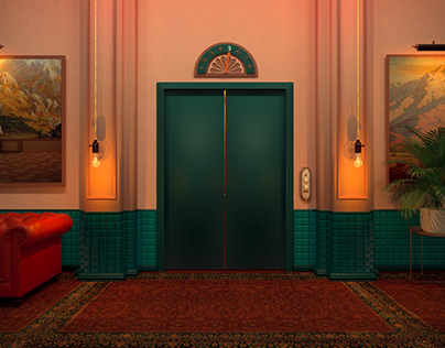 The Mystery Elevator - OFFF Academy x Adobe
